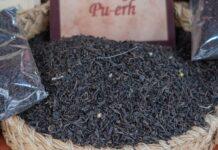 czerwona herbata pu erh